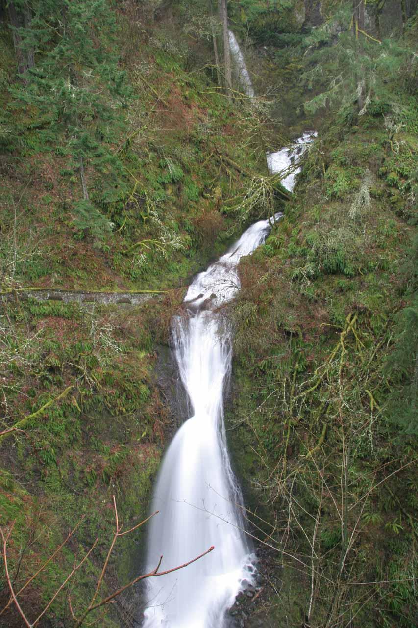 Shepperd's Dell Waterfall