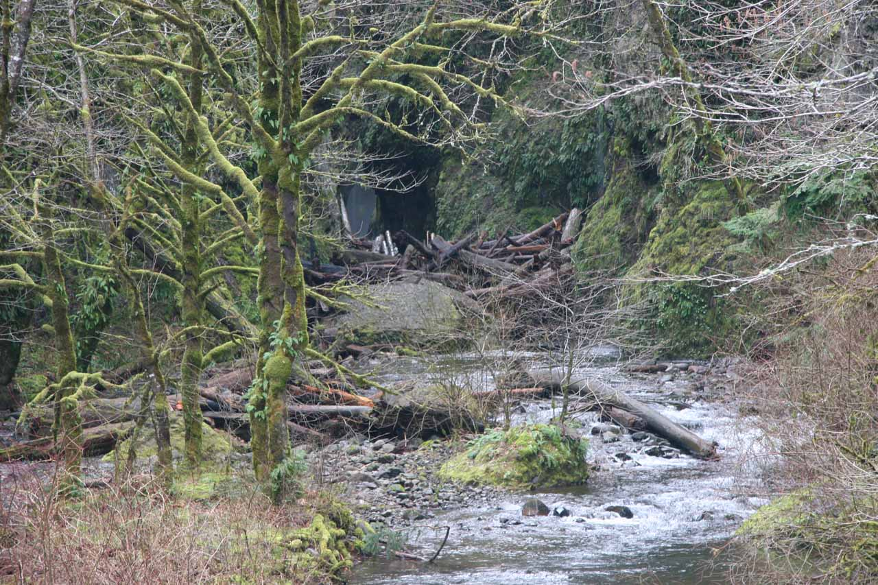 Looking ahead at the logjam in late March 2009