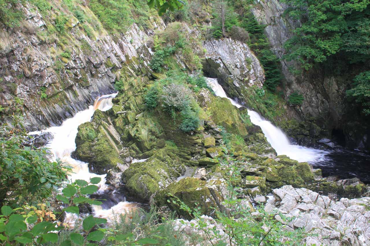 Conwy Falls (Rhaeadr y Graig Lwyd)