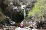 Cooper_Canyon_Falls_141_05012016 - Julie and Tahia chilling out at Cooper Canyon Falls