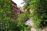 Cornet_Falls_021_07232020 - Finally starting to see Cornet Falls as I approached the end of the canyon