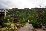 Cornet_Falls_062_07232020 - Hiking back downhill along North Aspen Street in Telluride as I made my way back to The Victorian Inn to end my late July 2020 visit