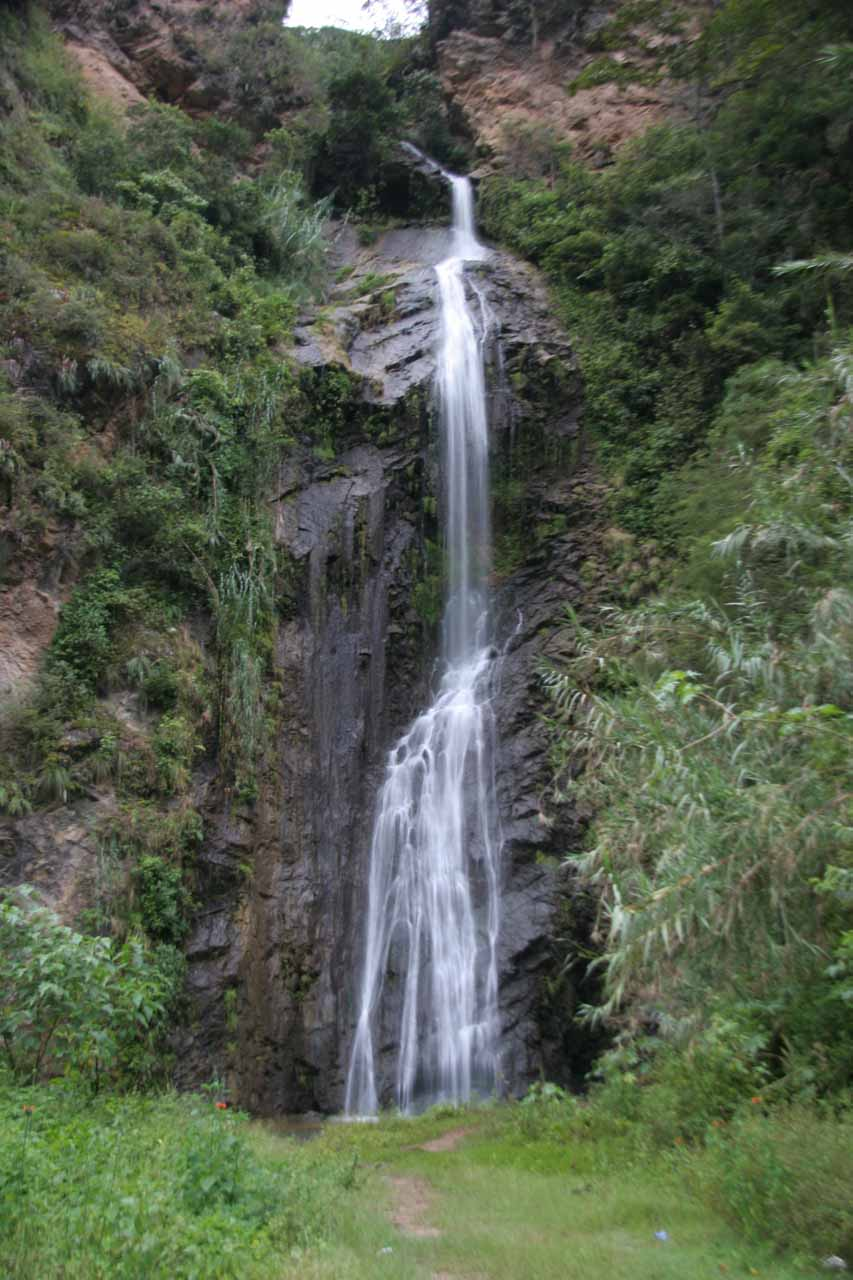 Catarata de Corontachaca