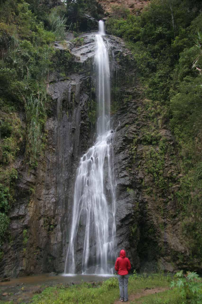 La Catarata de Corontachaca