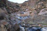 Cottonwood_Creek_Falls_073_01232016 - Looking upstream at three of the drops belonging to Cottonwood Creek Falls