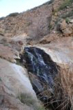 Cottonwood_Creek_Falls_075_01232016 - Closeup look at one of the taller drops of the Cottonwood Creek Falls