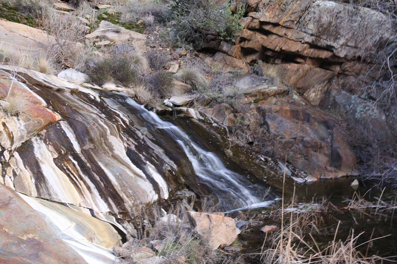 Cottonwood Creek Falls
