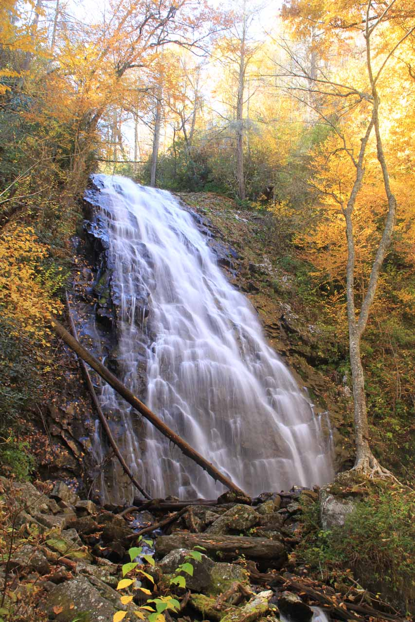 Another look at Crabtree Falls