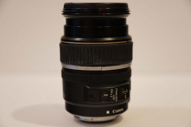 This was one of the Canon EF-S lenses that I had to replace