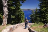 Crater_Lake_336_07152016 - Making our way down towards the psuedo-outdoor-but-sheltered observation area