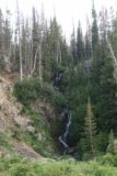Crecelius_Cascade_016_08102017 - Looking towards both drops of the Crecelius Cascade