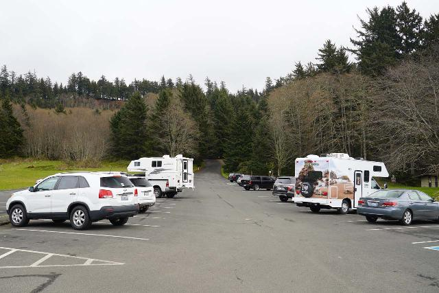 The Travel Berkey can be quite useful for RVers like a couple of them parked in this parking lot