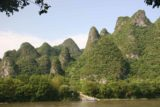 Crown_Jewel_Cave_001_04192009 - Karst mountains and the Li River near the Crown Cave in the heart of the Guilin region