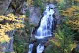 Crystal_Cascade_NH_025_10012013 - Broader view of Silver Cascade to exhibit the Autumn colors