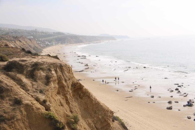 Crystal_Cove_157_01172016 - I always tend to think of the west side of the Santa Ana Mountains as pretty much a part of Orange County, and to the south of Black Star Canyon were beautiful beaches like Crystal Cove in Newport Beach shown here