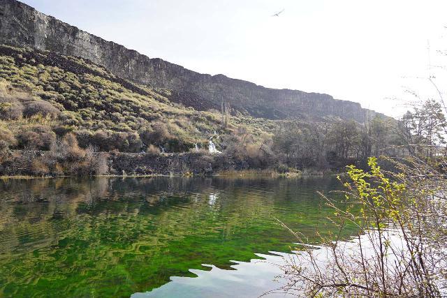 Crystal_Springs_026_04022021 - Looking across Crystal Springs Lake towards one of the segments of Crystal Springs