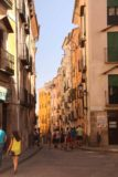 Cuenca_063_06042015 - Looking towards a bustling street near the Plaza Mayor de Cuenca