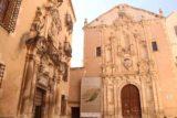 Cuenca_073_06042015 - Fancy buildings at the Plaza de la Merced near the Torre Mangana