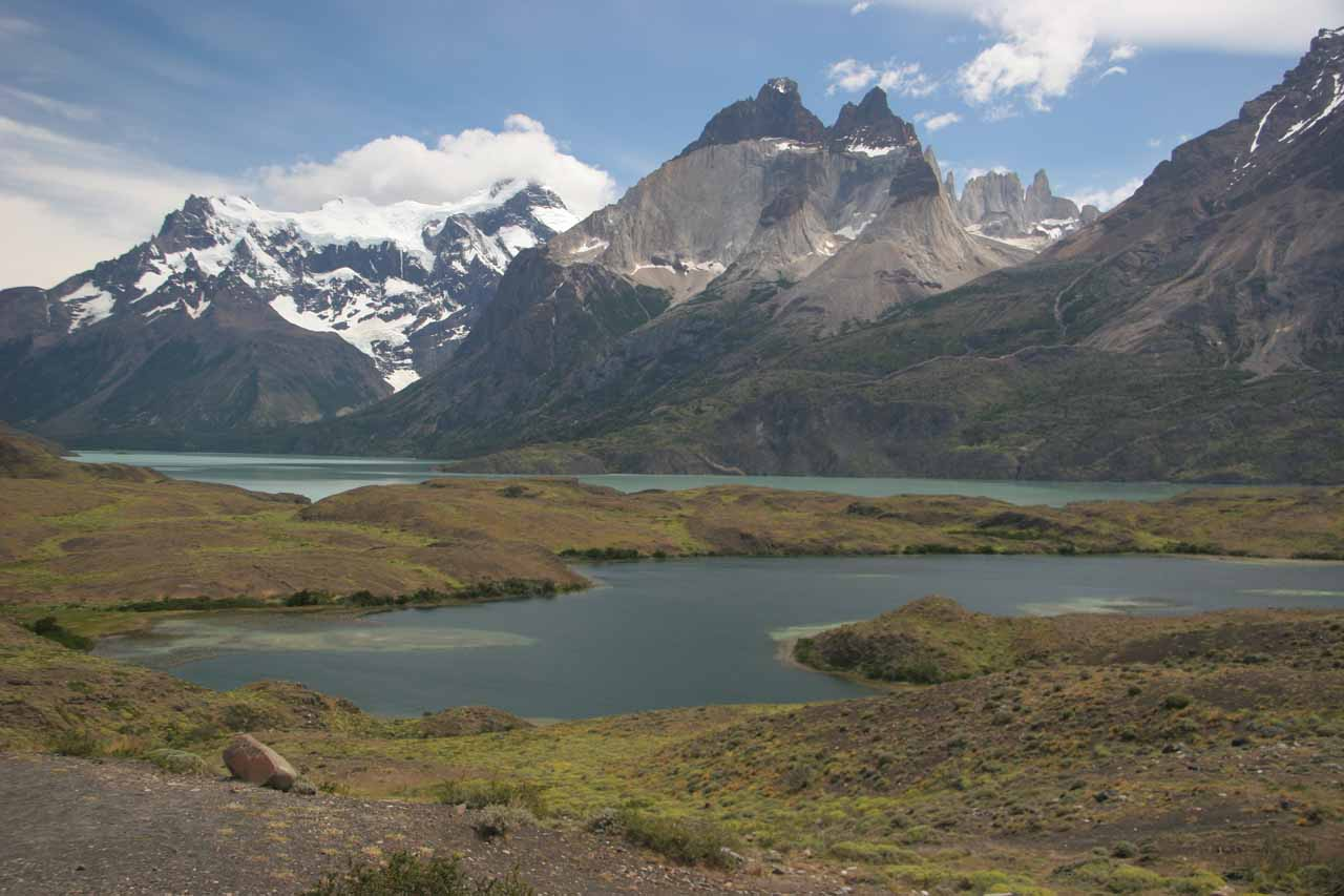 I believe these were the lakes that fed Salto Grande