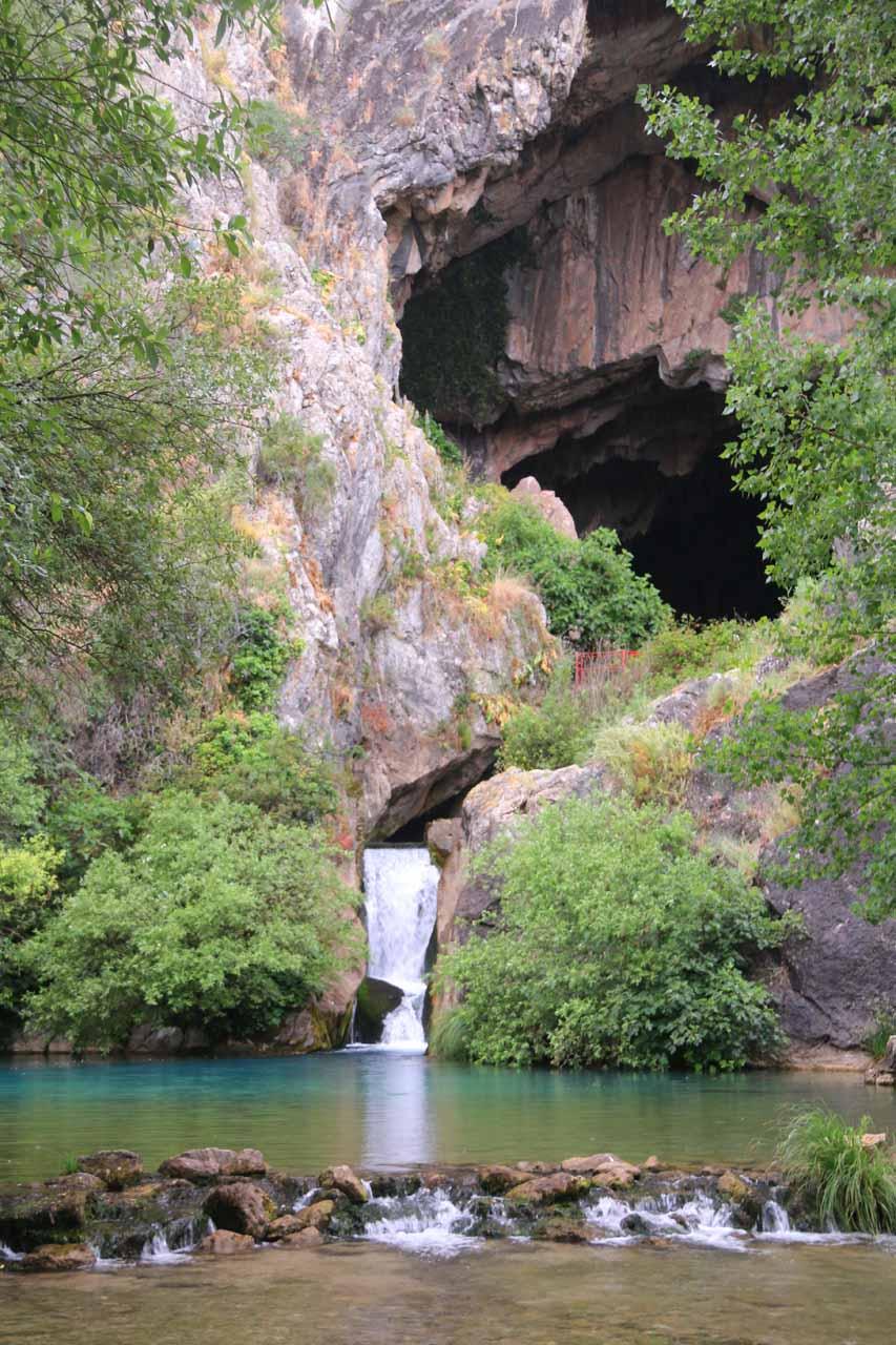 Cascada de Cueva del Gato