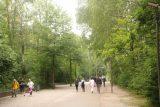 Dachau_003_06292018 - Walking towards the Dachau Memorial