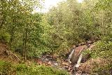 Danska_Fall_051_07292019 - Looking downstream towards a couple of the main segments of Danska Fall