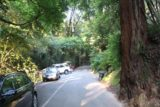 Dawn_Falls_004_05222016 - The limited parking at the end of Madrone Avenue for the Dawn Falls hike