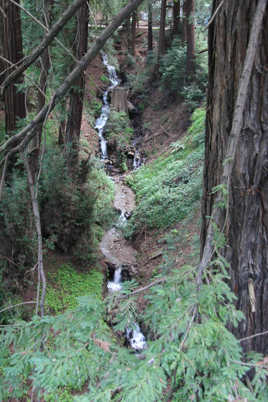 Castro Canyon Waterfall