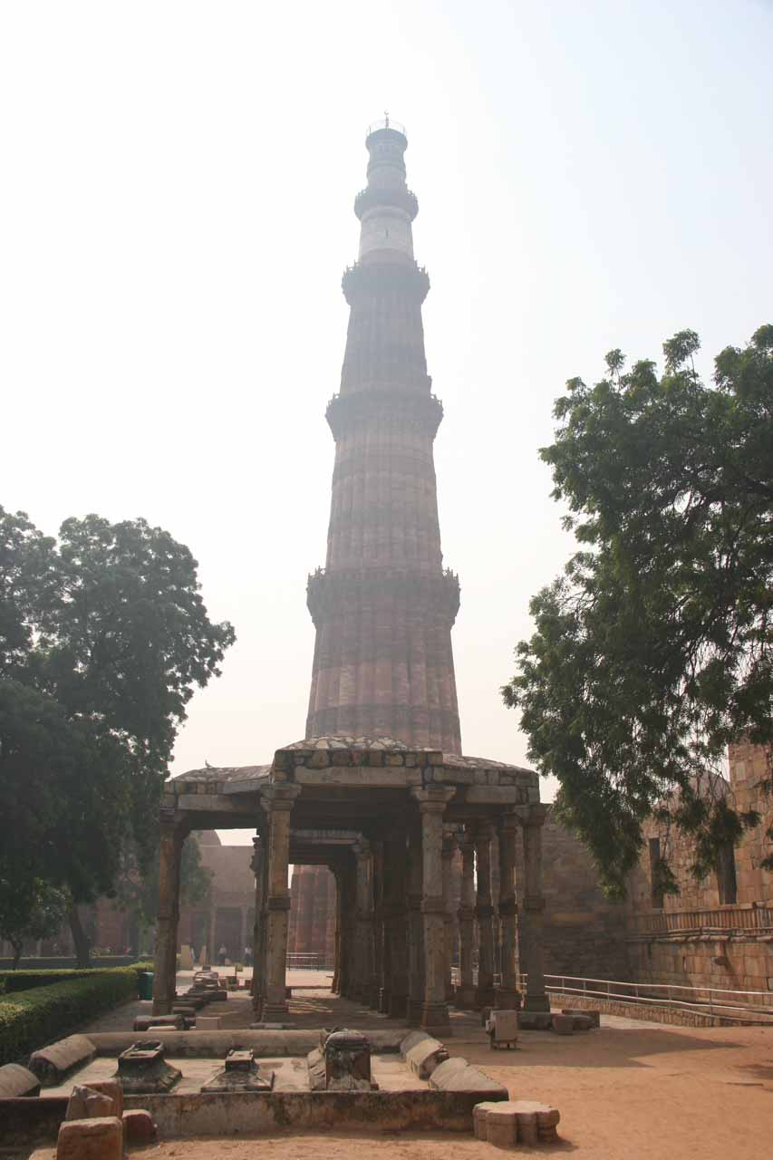 Qutb Minar Tower