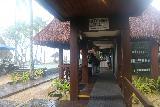 Denerau_008_11102019 - Julie checking in at the Kitchen Grill in the Westin Fiji in Denerau