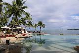 Denerau_039_11102019 - Looking over the swimming pool at the Sheraton Villas in Denerau