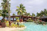 Denerau_049_11102019 - Looking across the swimming pool at the Sheraton Fiji in Denerau