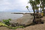 Denerau_059_11102019 - A small beach somewhere between the Westin Fiji and the Sofitel Fiji in Denerau