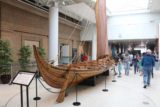 Denver_010_03242017 - A replica of a viking ship at the Denver Museum of Nature and Science
