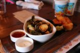 Denver_030_03242017 - Delicious brussel sprouts served up at the Chop Shop in Denver