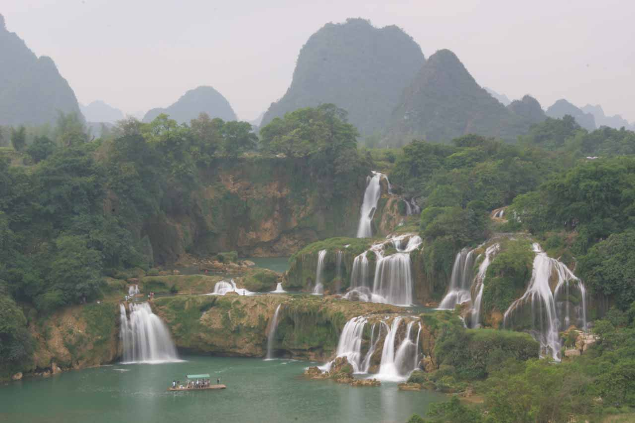 Asia's Top 10 Waterfalls