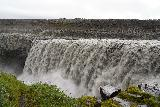 Dettifoss_West_092_08132021 - Slightly less mistier view across Dettifoss as seen from its west side during our August 2021 visit