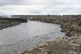 Dettifoss_West_153_08132021 - Looking ahead at Selfoss as we made the riverside approach along the Jokulsa a Fjollum