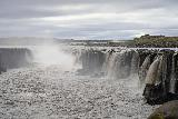 Dettifoss_West_167_08132021 - Closer look at the main part of Selfoss as we approached the end of the trail on the west side