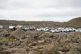 Dettifoss_West_245_08132021 - Now that we were back at the west side car park for Dettifoss, it was very busy
