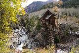 Devils_Punch_Bowl_Crystal_Mill_557_10172020 - Getting my last looks at the Crystal Mill as I was back up on the road again
