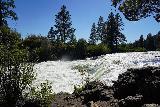 Dillan_Falls_019_06272021 - Looking across the frothing turbulence of Dillon Falls