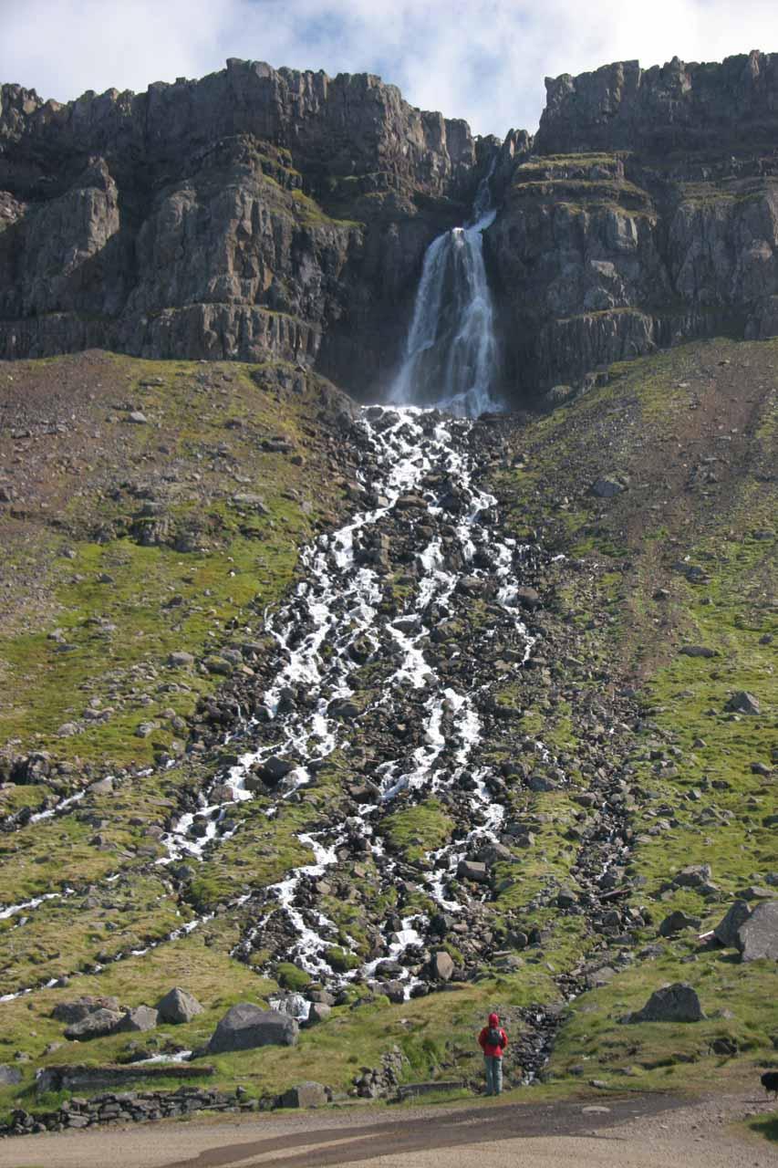 Djúpavíkurfoss