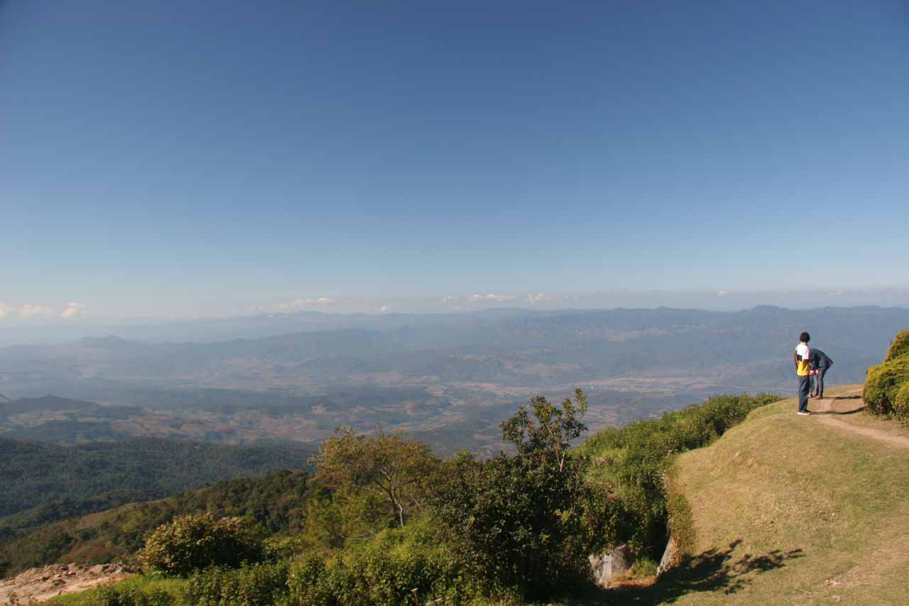 More Doi Inthanon