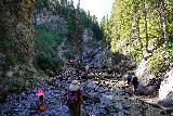 Donut_Falls_089_08092020 - Approaching the familiar Donut Falls on our mid-August 2020 visit
