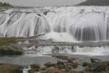 Doupotang_049_04262009 - Closer look at the texture of the Duopotang Waterfall