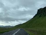 Drive_from_Reynisfjara_001_iPhone_08072021 - Driving from Reynisfjara to the Hotel Dyrholaey