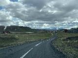 Drive_from_Stora_Viti_to_Hverir004_iPhone_08132021 - Heading back from Stora Viti towards Namafjall or Hverir