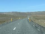 Drive_to_Dettifoss_East_046_iPhone_08122021 - Driving into a rather brown and desolate part of Iceland as we were making our way through from Egilsstadir to whatever town would come next