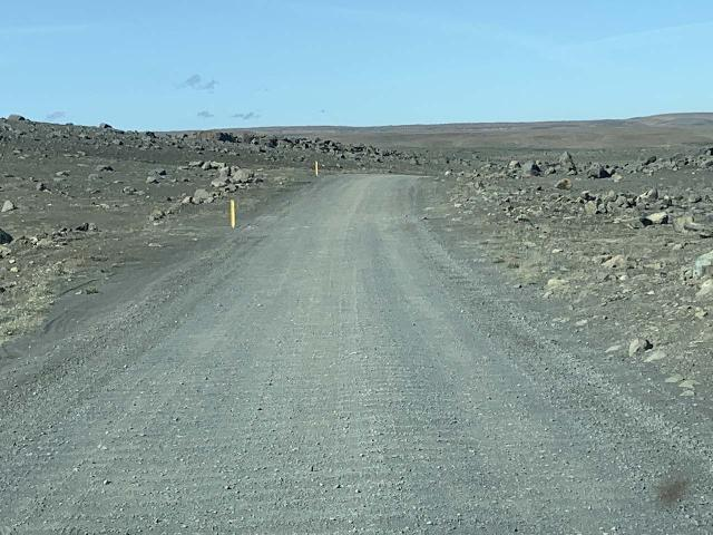 Drive_to_Dettifoss_East_074_iPhone_08122021 - However, the Road 864 was significantly more washboarded and rougher when we did this drive again in August 2021
